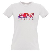 NSG RACING T-Shirt Girlie Shirt