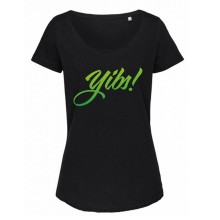 YIBS! oversized GIRLIE T-Shirt